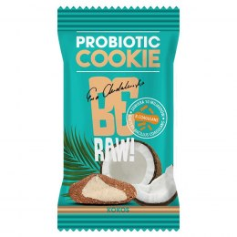 Probiotic Cookie - Kokos BeRaw, 20g