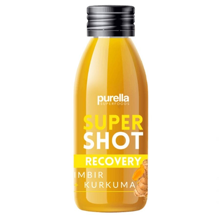 SuperShot Recovery Purella Superfoods, 60ml