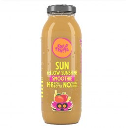 Smoothie SUN Crazy Fruits, 250 ml