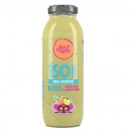 Sok ISOTONIC Crazy Fruits, 250 ml